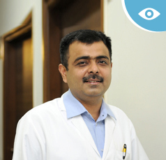 eye specialist Dr. Ahuja